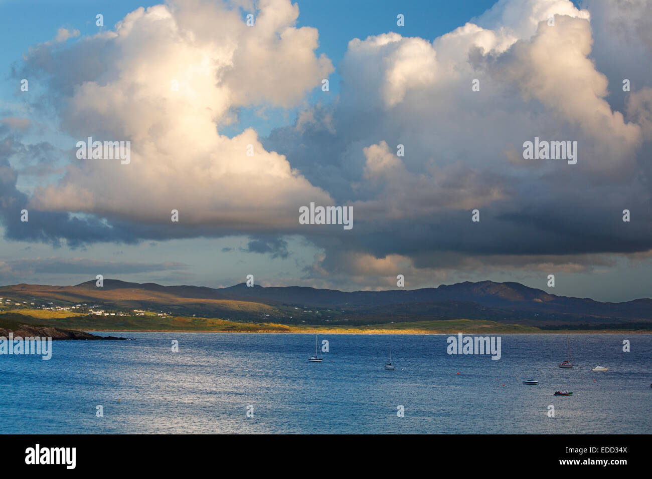 Downings bay, Donegal - Stock Image