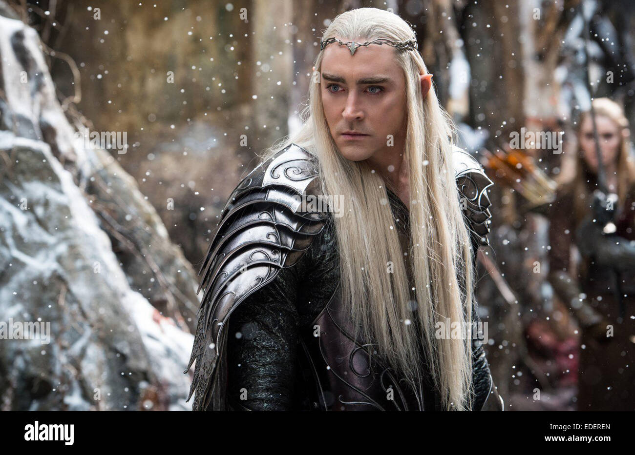 THE HOBBIT: THE BATTLE OF THE FIVE ARMIES (2014) LEE PACE PETER JACKSON (DIR) MOVIESTORE COLLECTION LTD - Stock Image