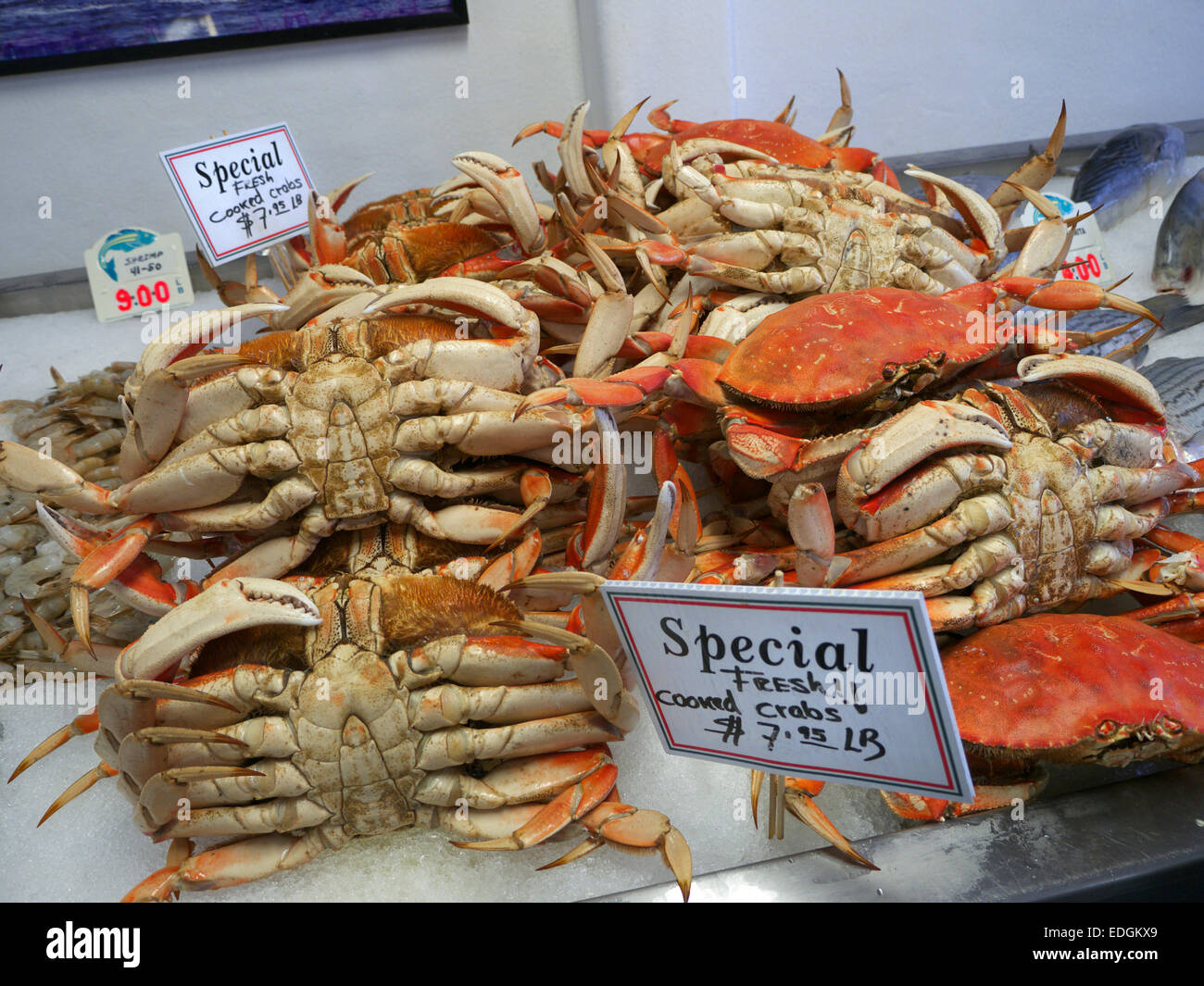 Fresh Whole Cooked Dungeness Crab SALE | Whole Foods Market