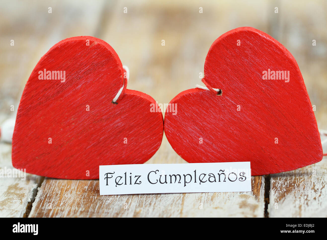 Feliz Cumpleanos Which Means Happy Birthday In Spanish With Two