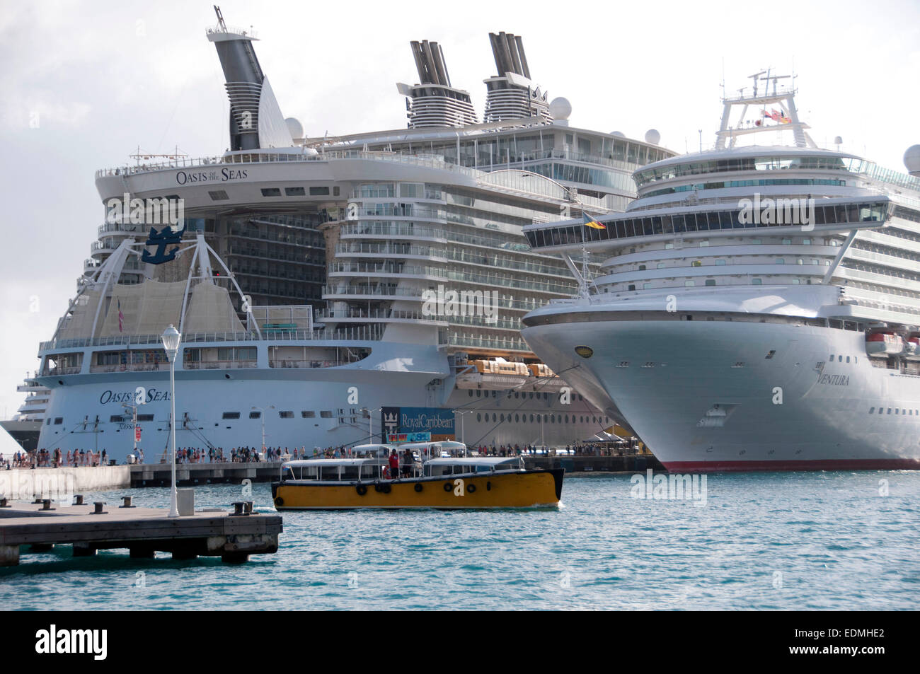 The Oasis Of Seas