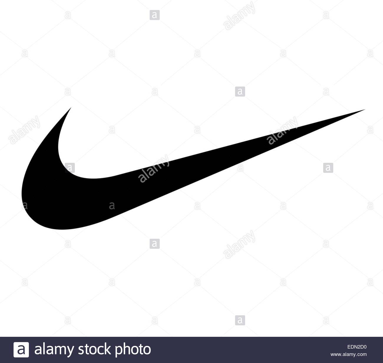Nike Logo Stock Photos & Nike Logo Stock Images
