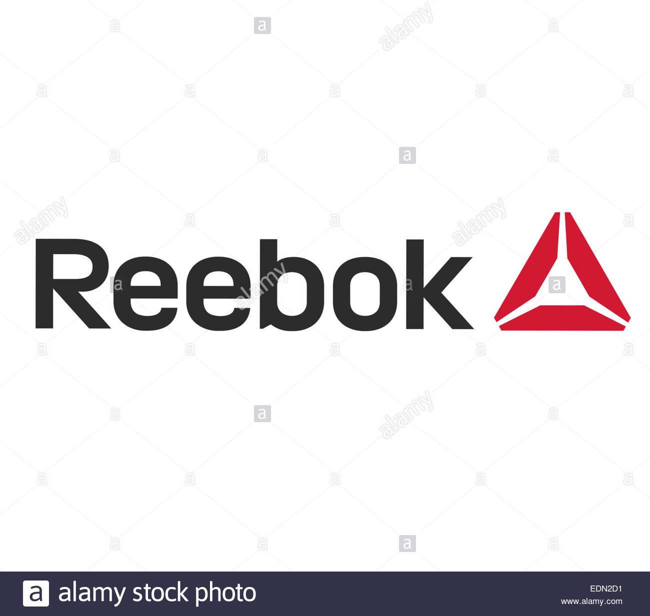 79058e5585b1f0 Reebok Logo Stock Photos   Reebok Logo Stock Images - Alamy