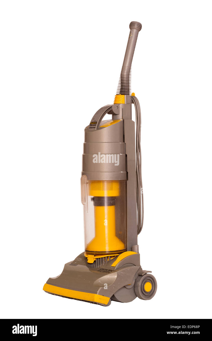 Used 1990s Dyson Dc01 Bagless Hoover Vacuum Cleaner In