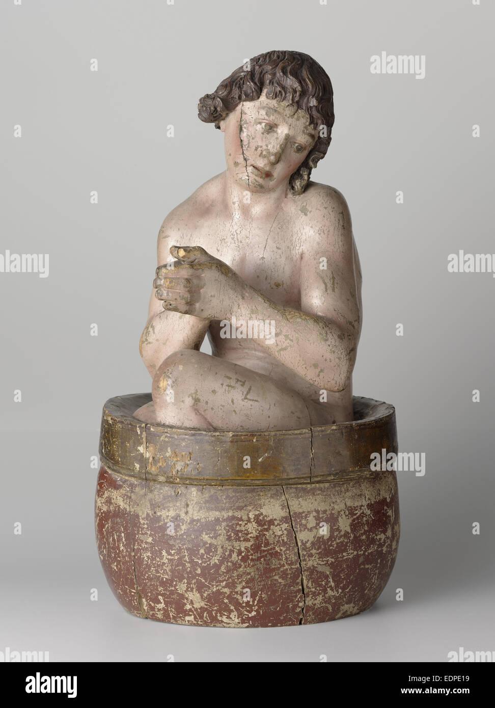 Saint Vitus, Anonymous, c. 1500 Stock Photo