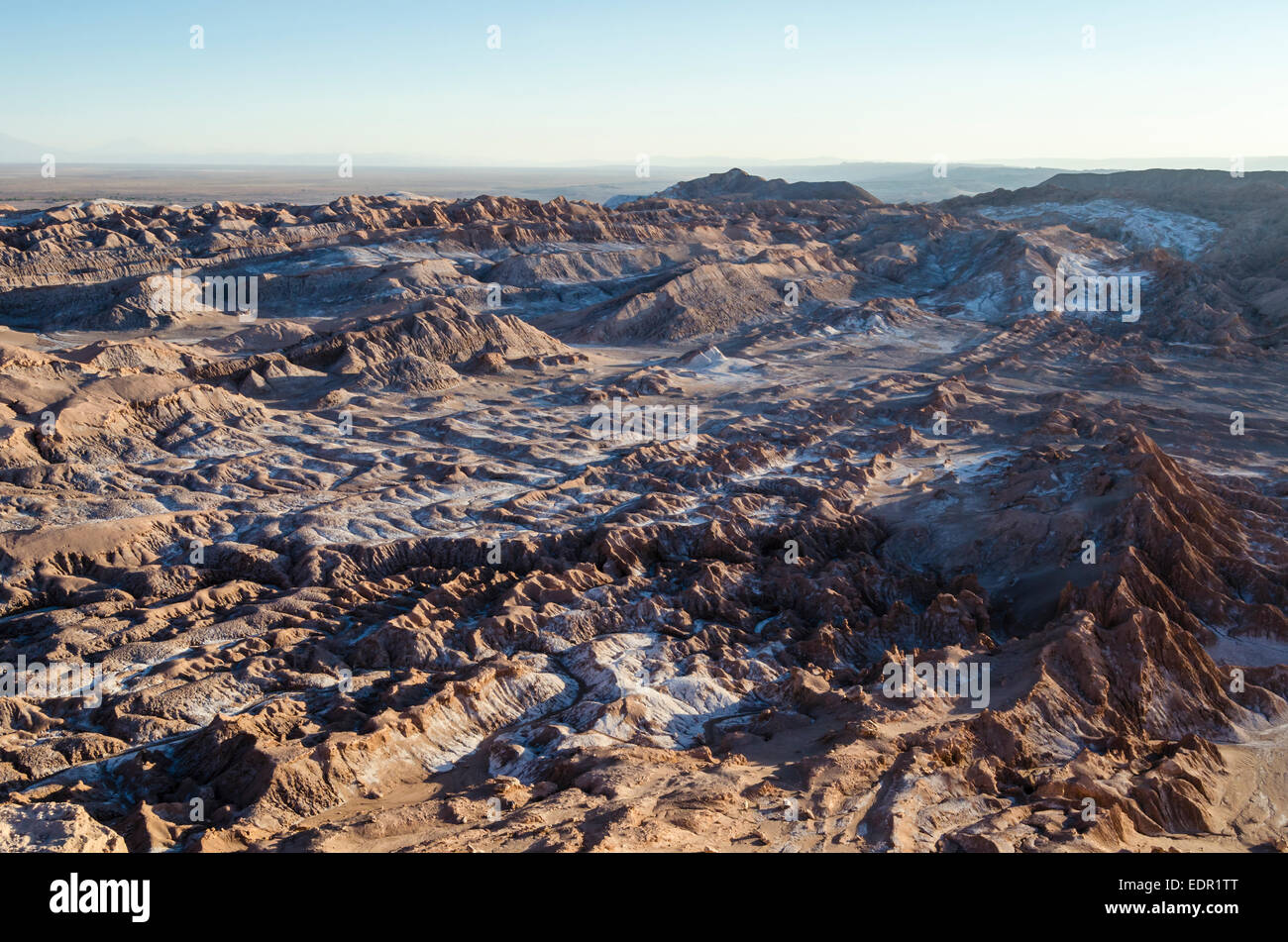 Atacama Desert, Chile - Stock Image
