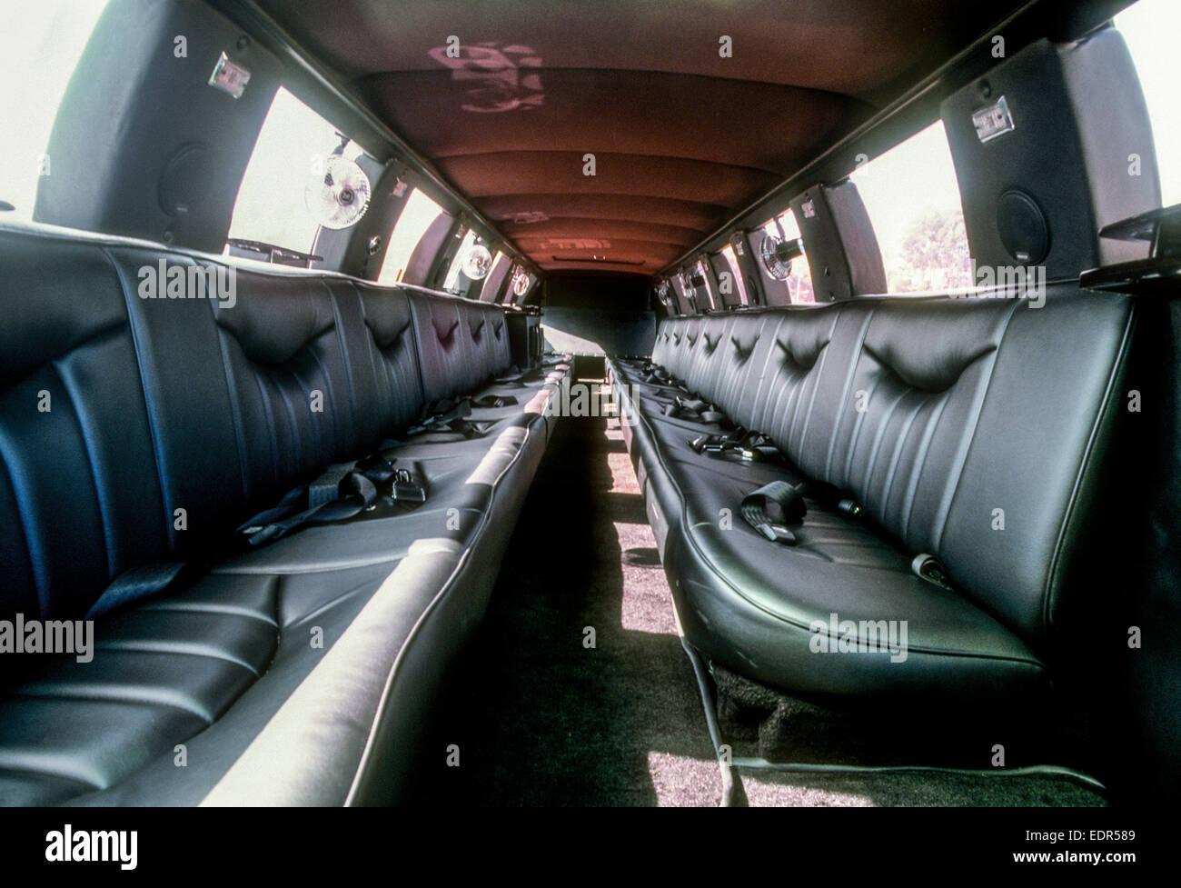Welt längste innen von der limousine Wie viele