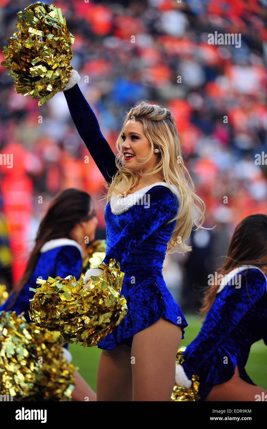 Denver Broncos Cheerleader Stock Photos Amp Denver Broncos