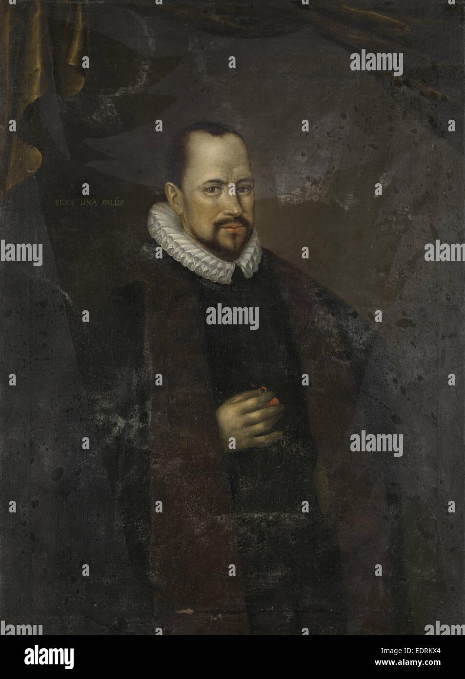 Steven van Dalen, gest 1586, copy after Anonymous, c. 1580 - Stock Image
