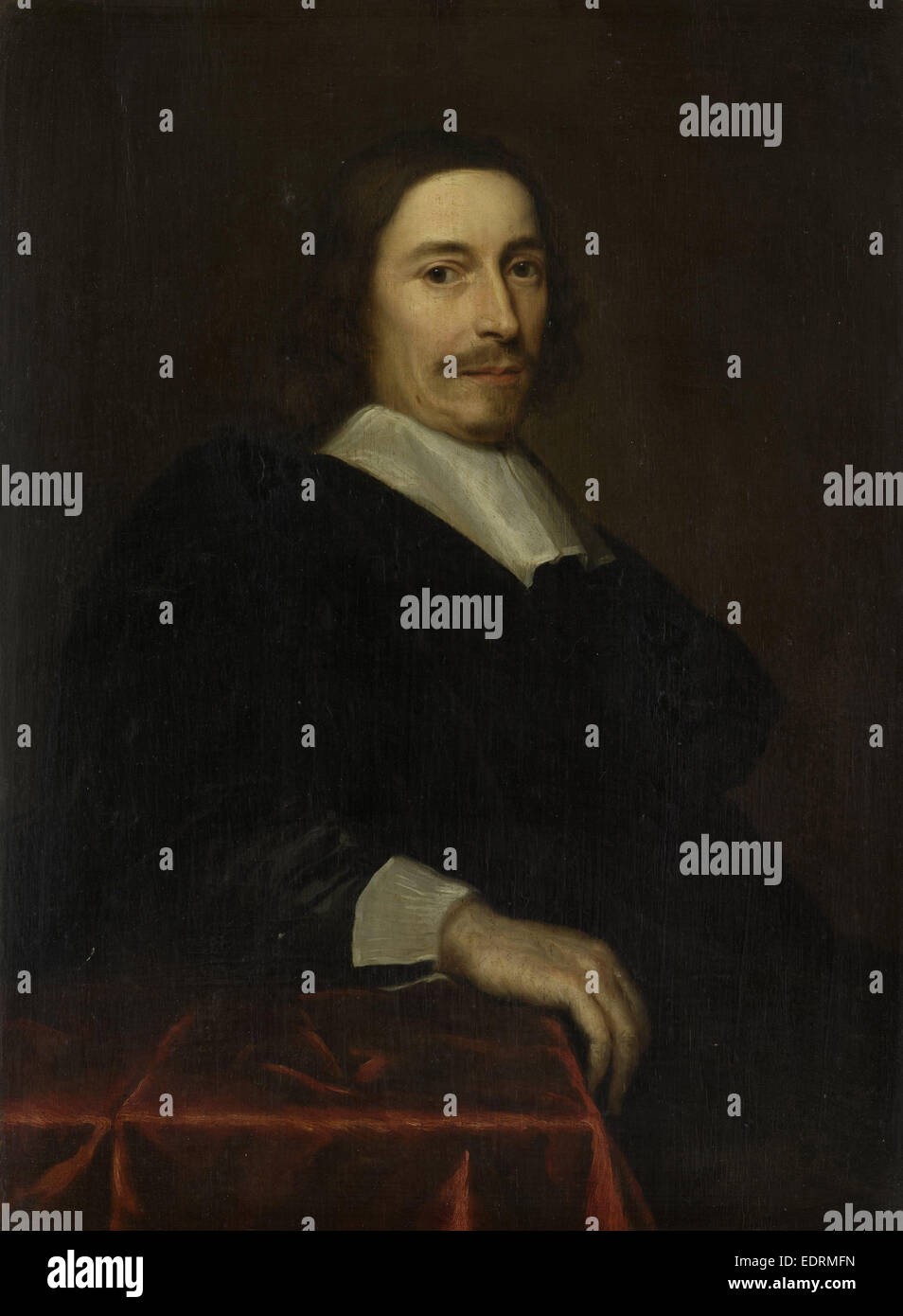 Jacob de Witt, 1589-1674, copy after Anonymous, 1630 - before 1674 - Stock Image