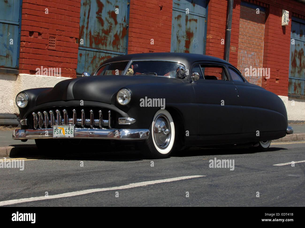 1952 Hudson Lead Sled chopped, channeled and lowered custom car ...