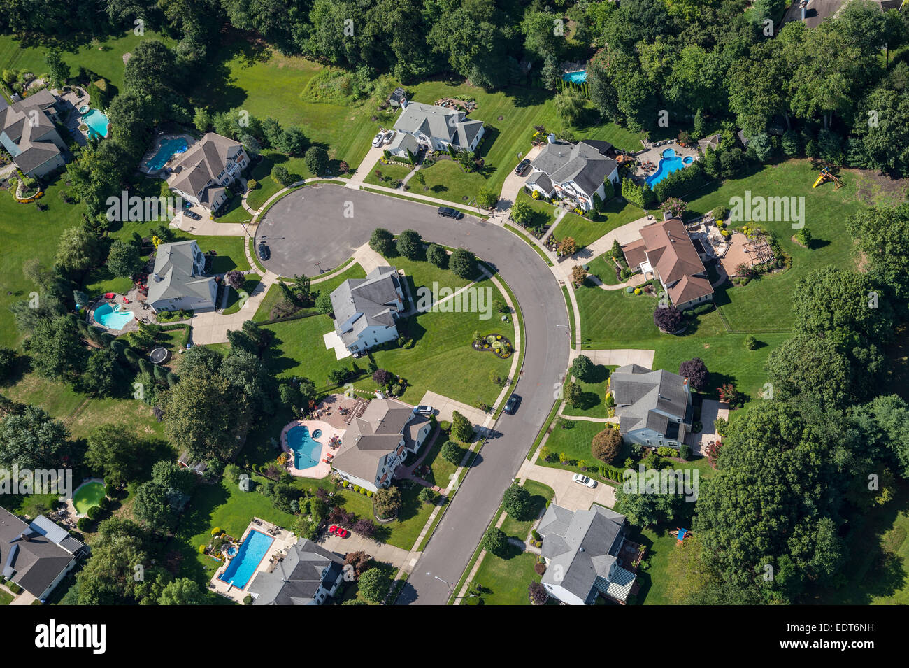 New Jersey Suburbs Homes