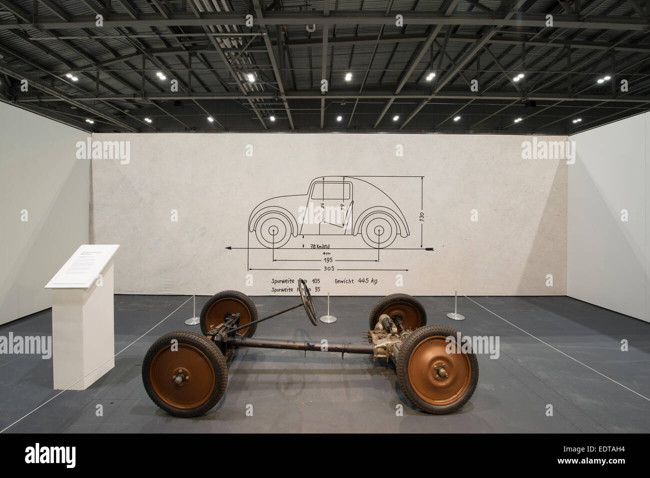 Excel, London's Docklands, UK. 9th January, 2015. James May's Chamber of Bloody Mindedness at The London Classic - Stock Image