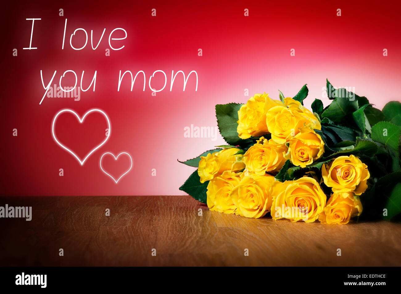 I Love You Mum Stock Photos I Love You Mum Stock Images Alamy