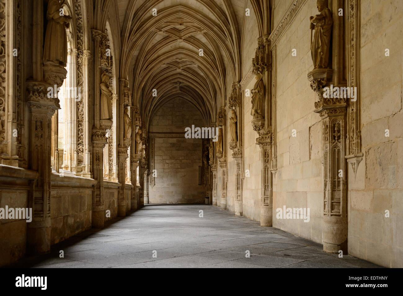 Monastery of Saint John of the Kings - Stock Image