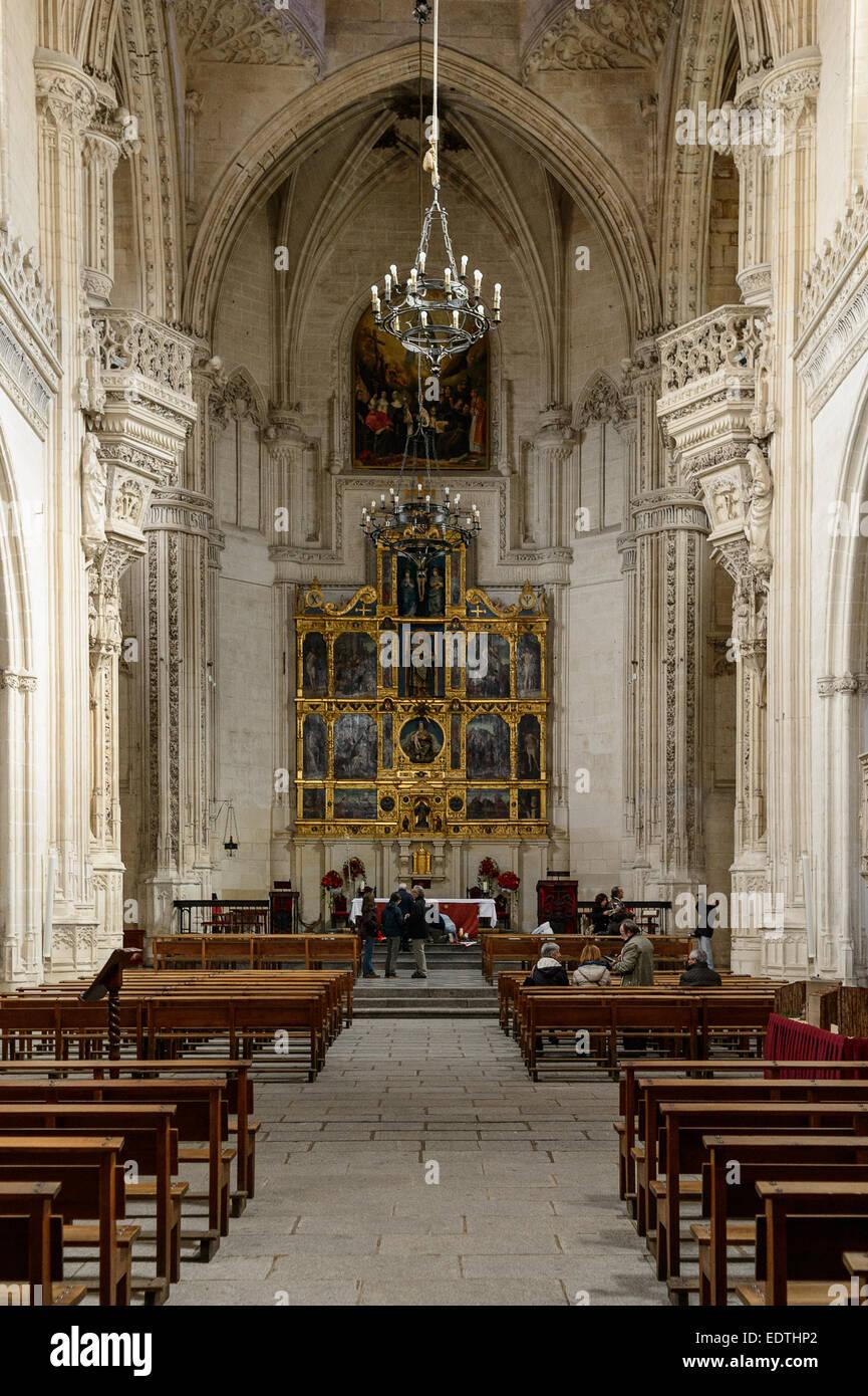 Monastery of Saint John of the Kings Stock Photo