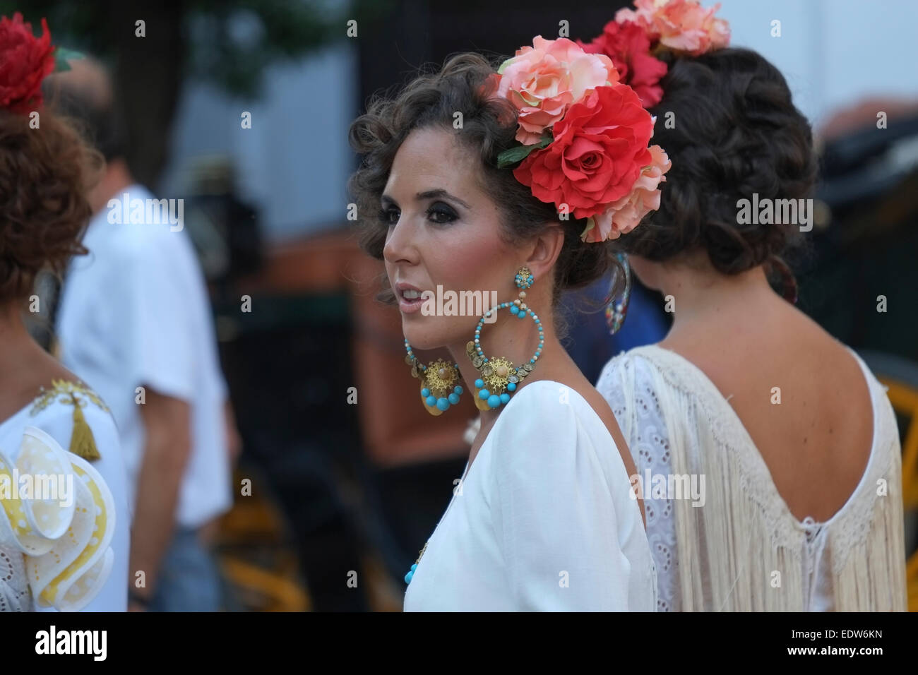 Spanish Hair High Resolution Stock Photography And Images Alamy