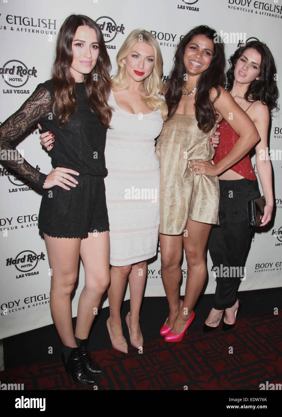 Vanderpump Rules star gets cheeky at Vegas pool party