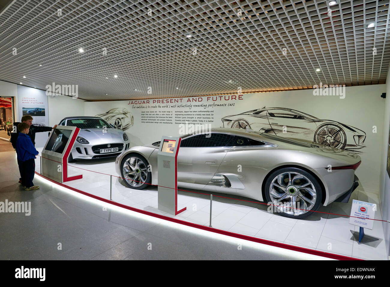 Concept Car Display Stock Photos Concept Car Display Stock Images - Car display