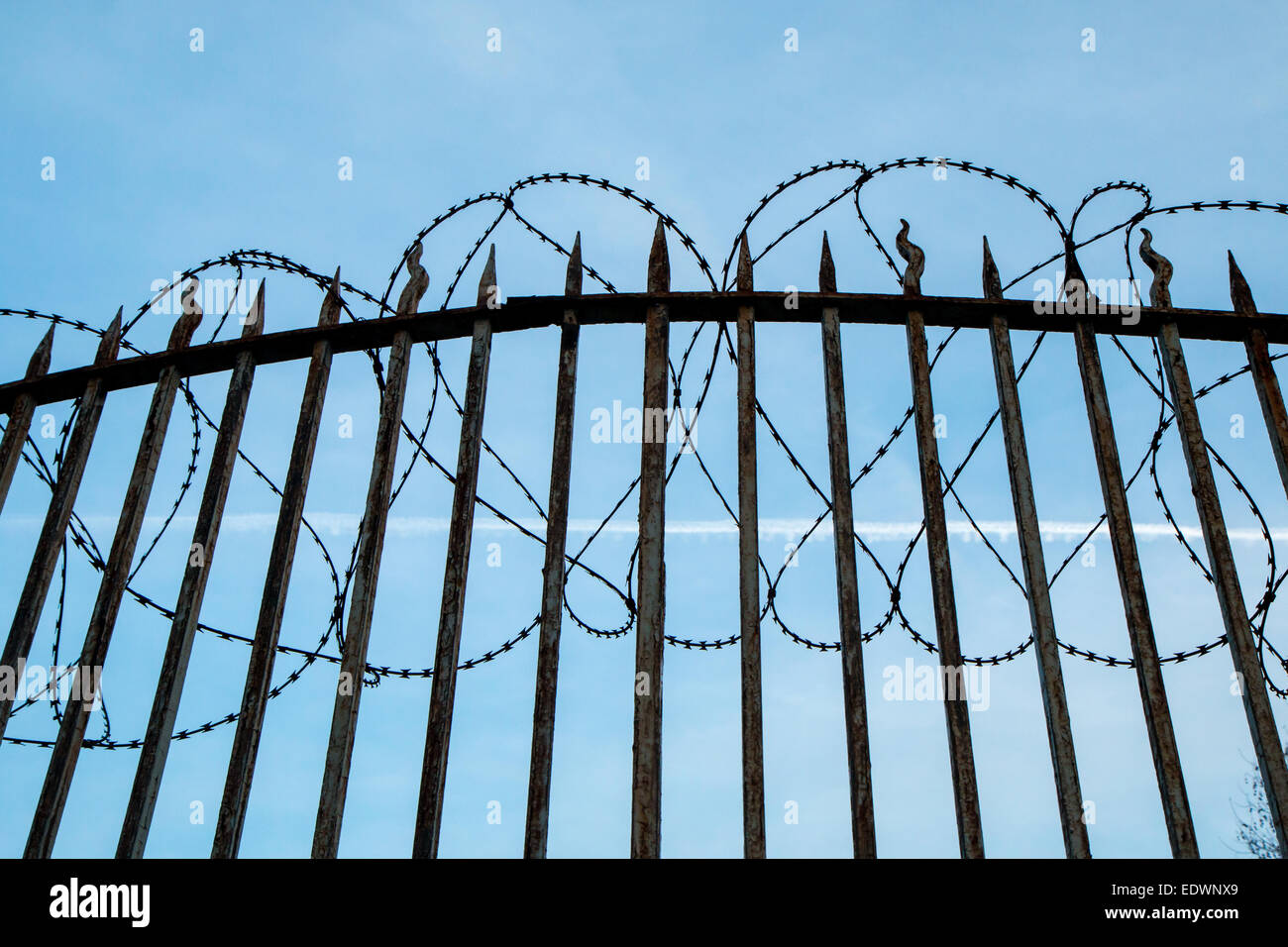 Barbed Wire For Railings - WIRE Center •