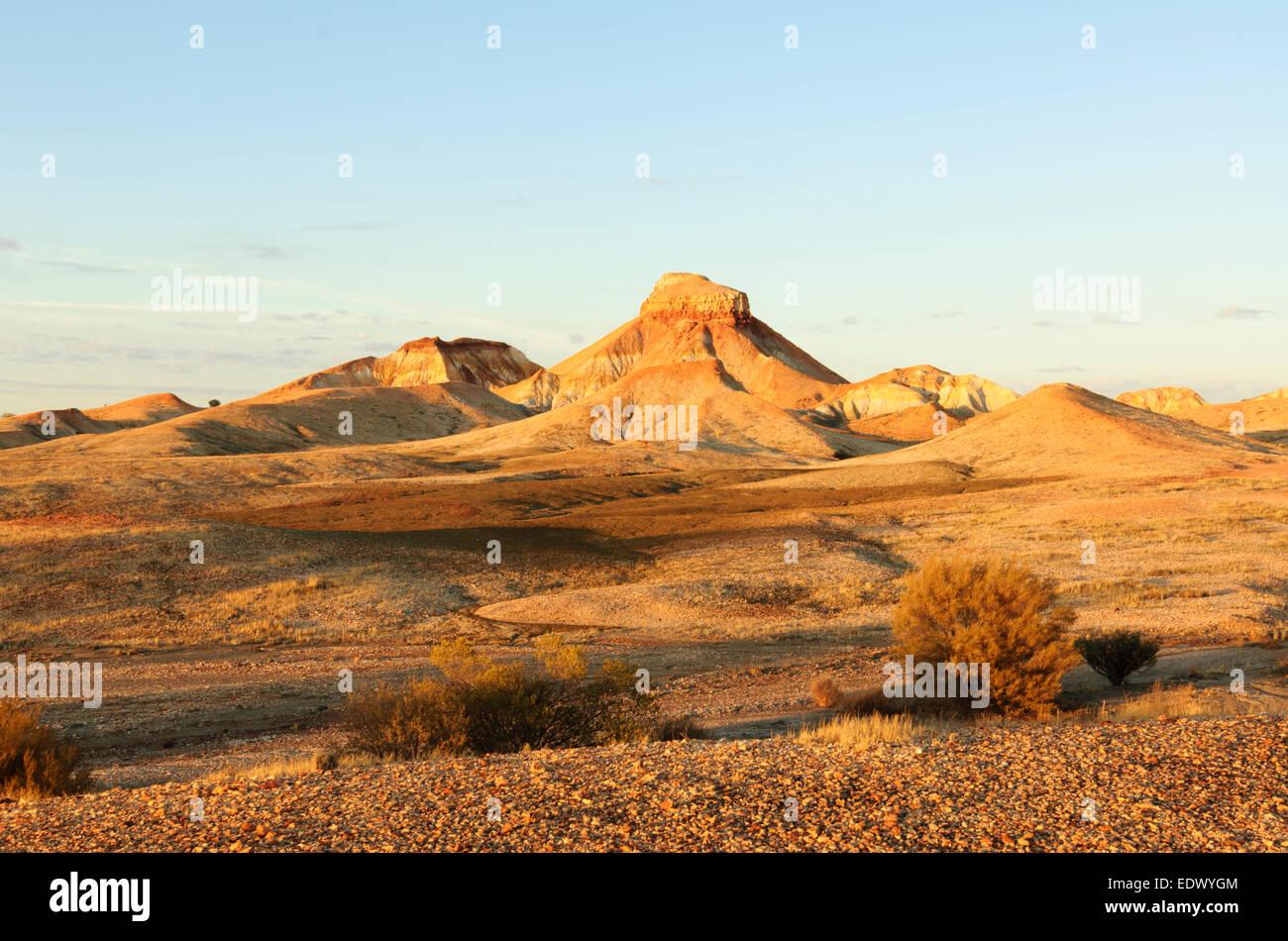 Painted Desert, South Australia - Stock Image