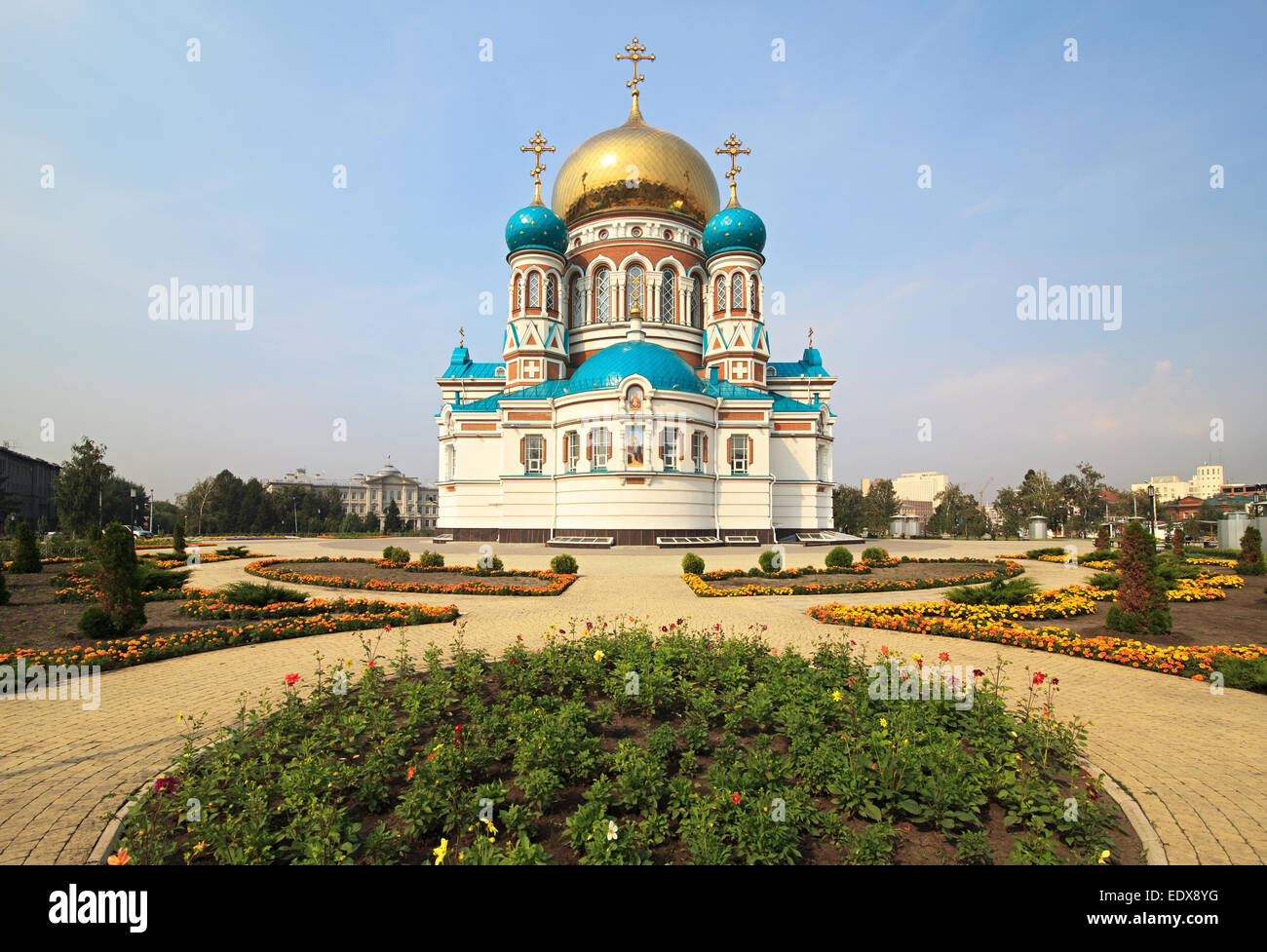 Sights of Omsk: photos and reviews of tourists. Omsk attractions rating 44