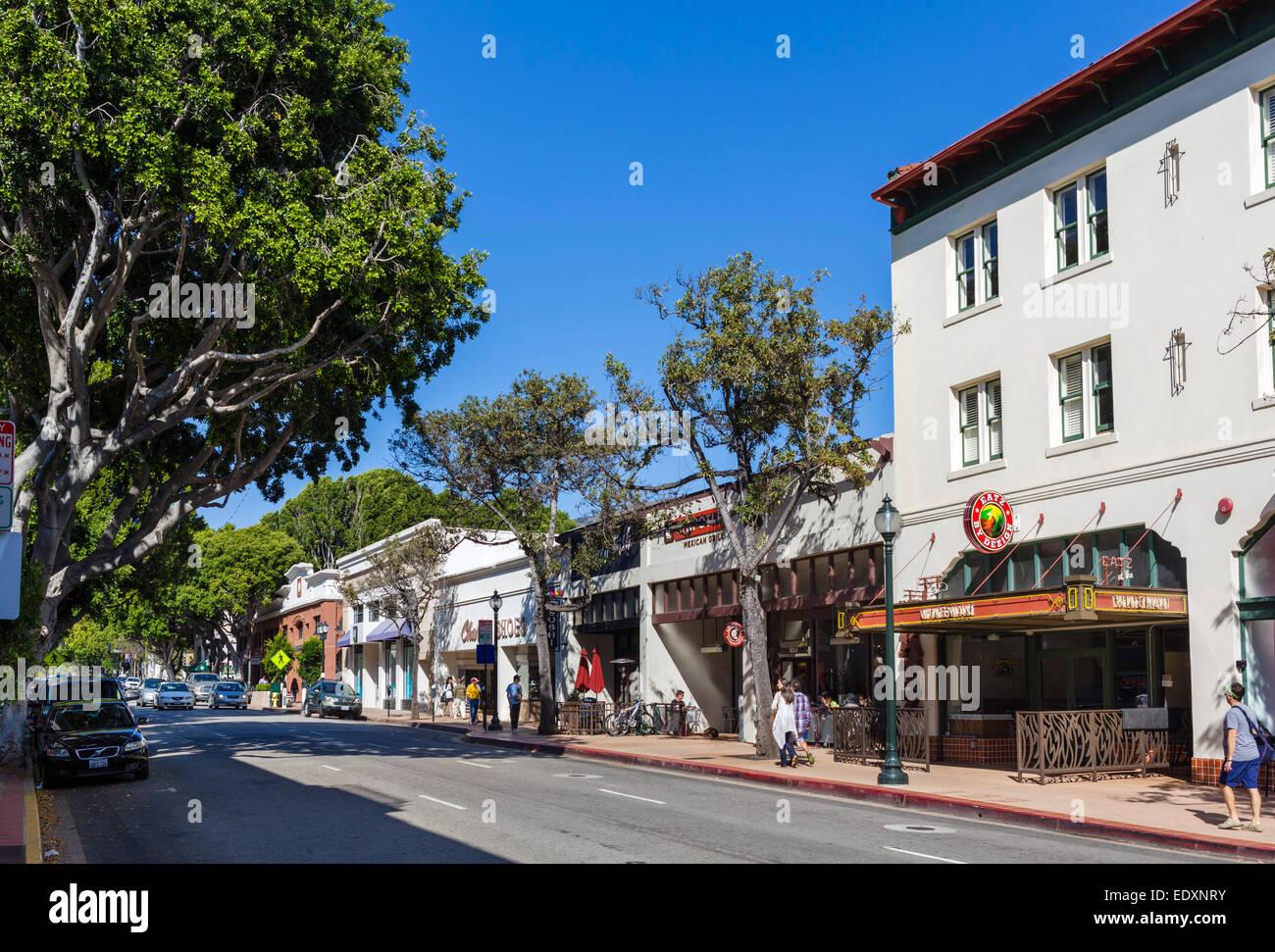 Restaurants Around San Luis Obispo