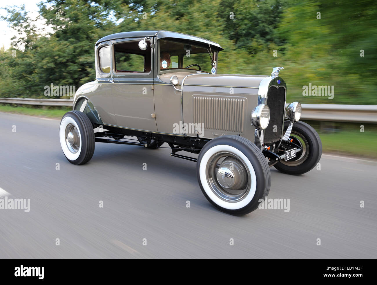 Old Ford Car Names