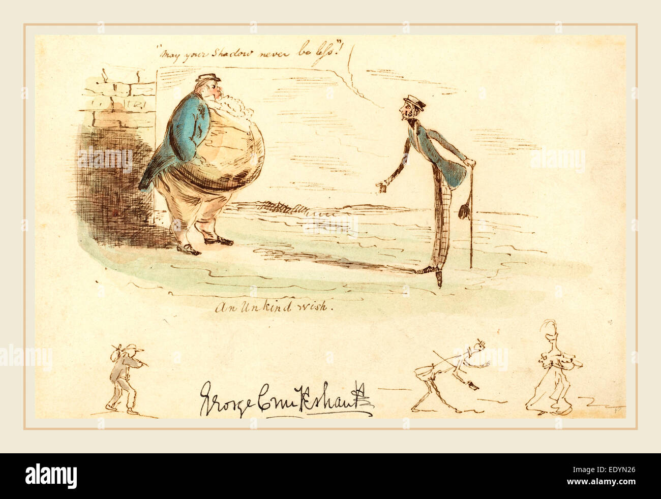 george cruikshank essay First term (a student hard at work), second term (the same student in the well of a sofa, the back of which is turned to the spectator, who can only see the cigar and boots of the lounger), the mathematical lecturer, the classman, the plodder, the grinder, and a few university favourites, — the.