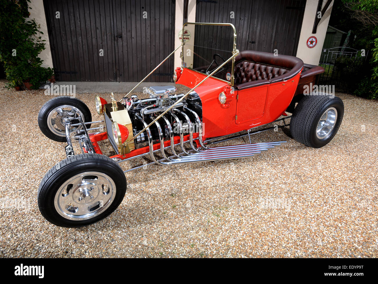 Car Museum Los Angeles >> Model T Hot Rod Stock Photos & Model T Hot Rod Stock Images - Alamy