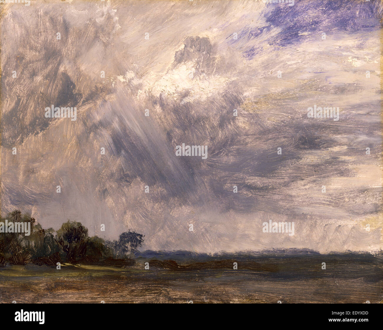 John Constable on Curiator
