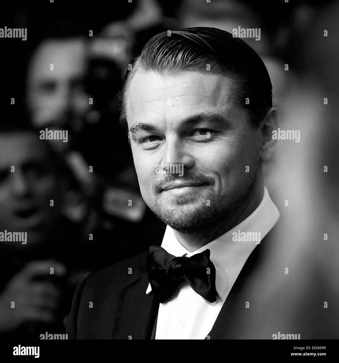 CANNES, FRANCE - MAY 15: Actor Leonardo DiCaprio attends the Premiere of 'The Great Gatsby' at The 66th - Stock Image