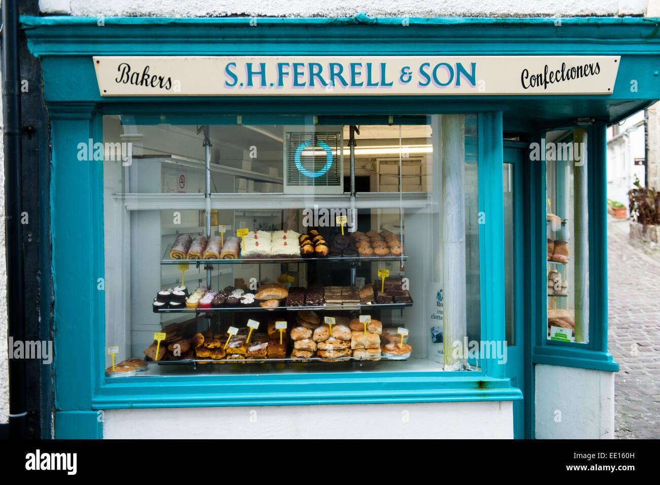 Cake Shop Cornwall