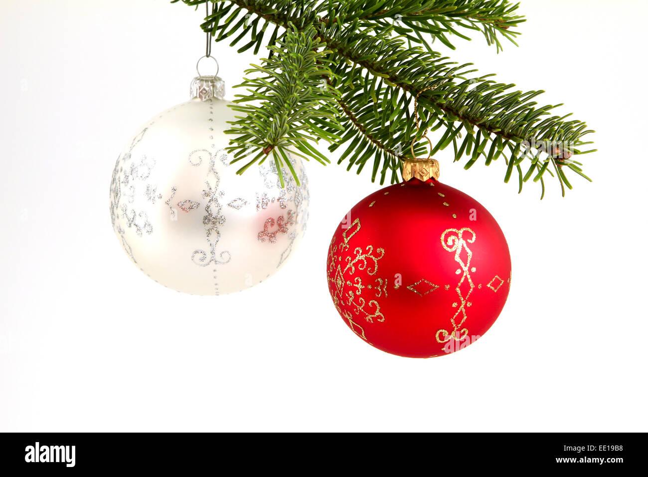 Christbaumkugeln Hellgrün.Weihnachtsschmuck Christbaumkugeln Stock Photo 77475980 Alamy