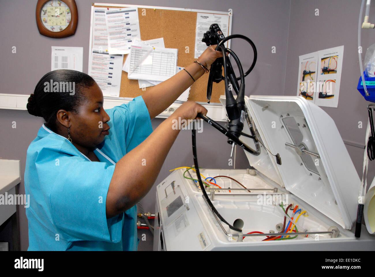 medical equipment technician