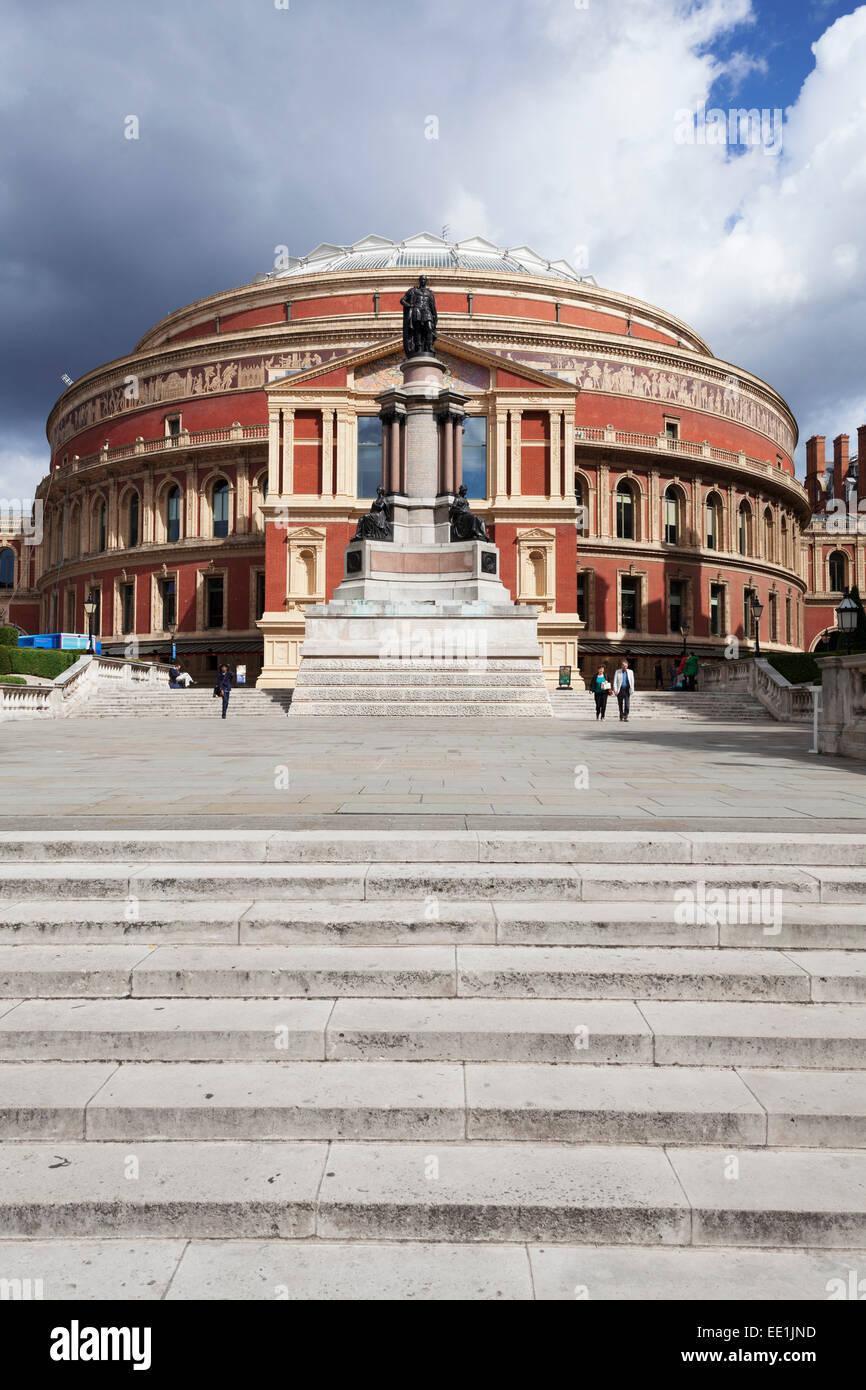 Royal Albert Hall, Kensington, London, England, United Kingdom, Europe - Stock Image