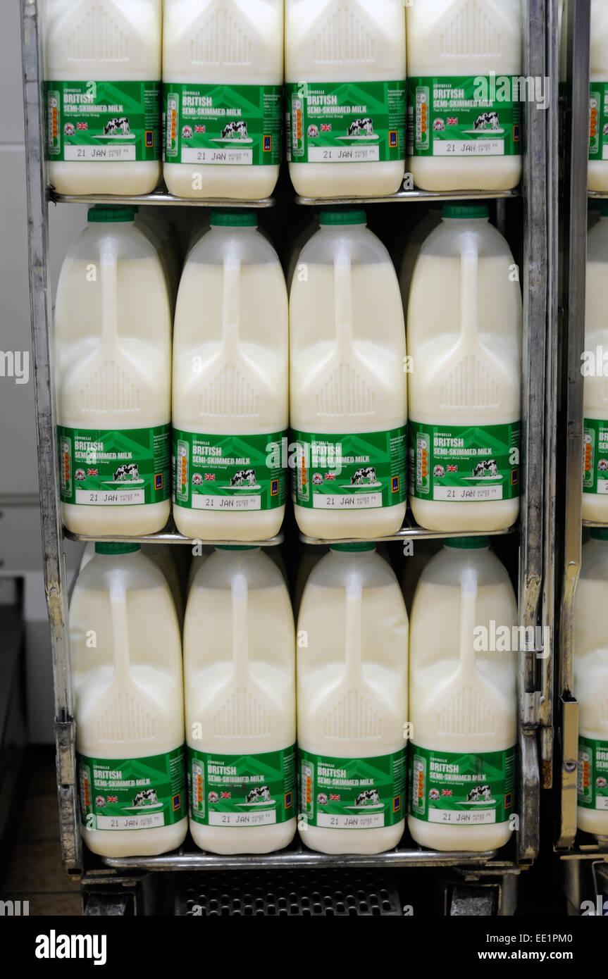 Litre Milk Stock Photos & Litre Milk Stock Images - Alamy