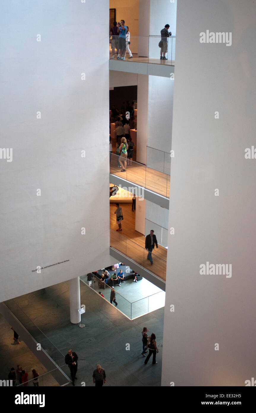 Museum of Modern Art ( MOMA) . 11 West 53rd Street Phone 212-708-9400 ( Wed - Mon 10:30 am-5: 30pm/closed Tue/Fri - Stock Image