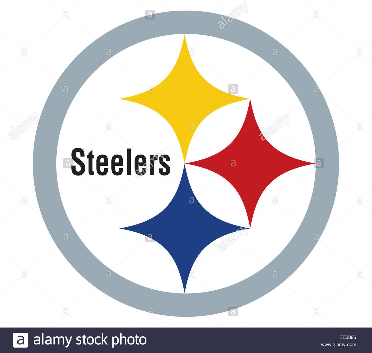 be3885dca Pittsburgh Steelers icon sign Stock Photo  77519014 - Alamy