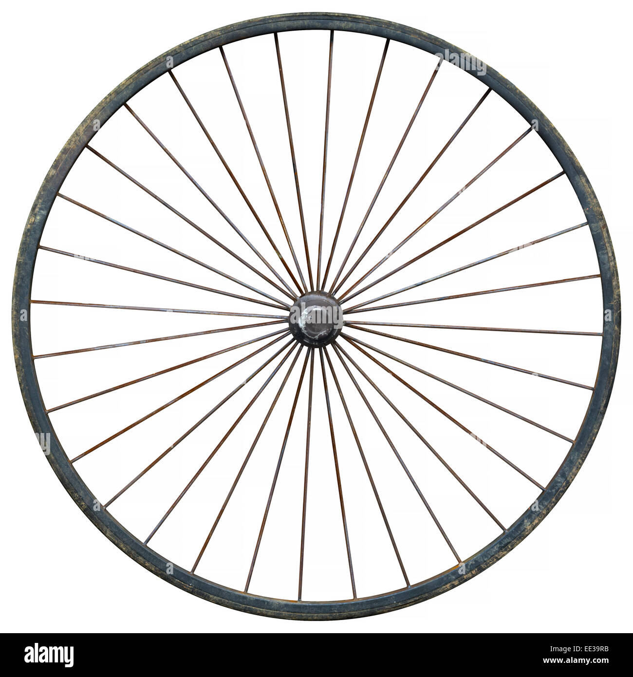 Antique Wire Wheel Stock Photos & Antique Wire Wheel Stock Images ...