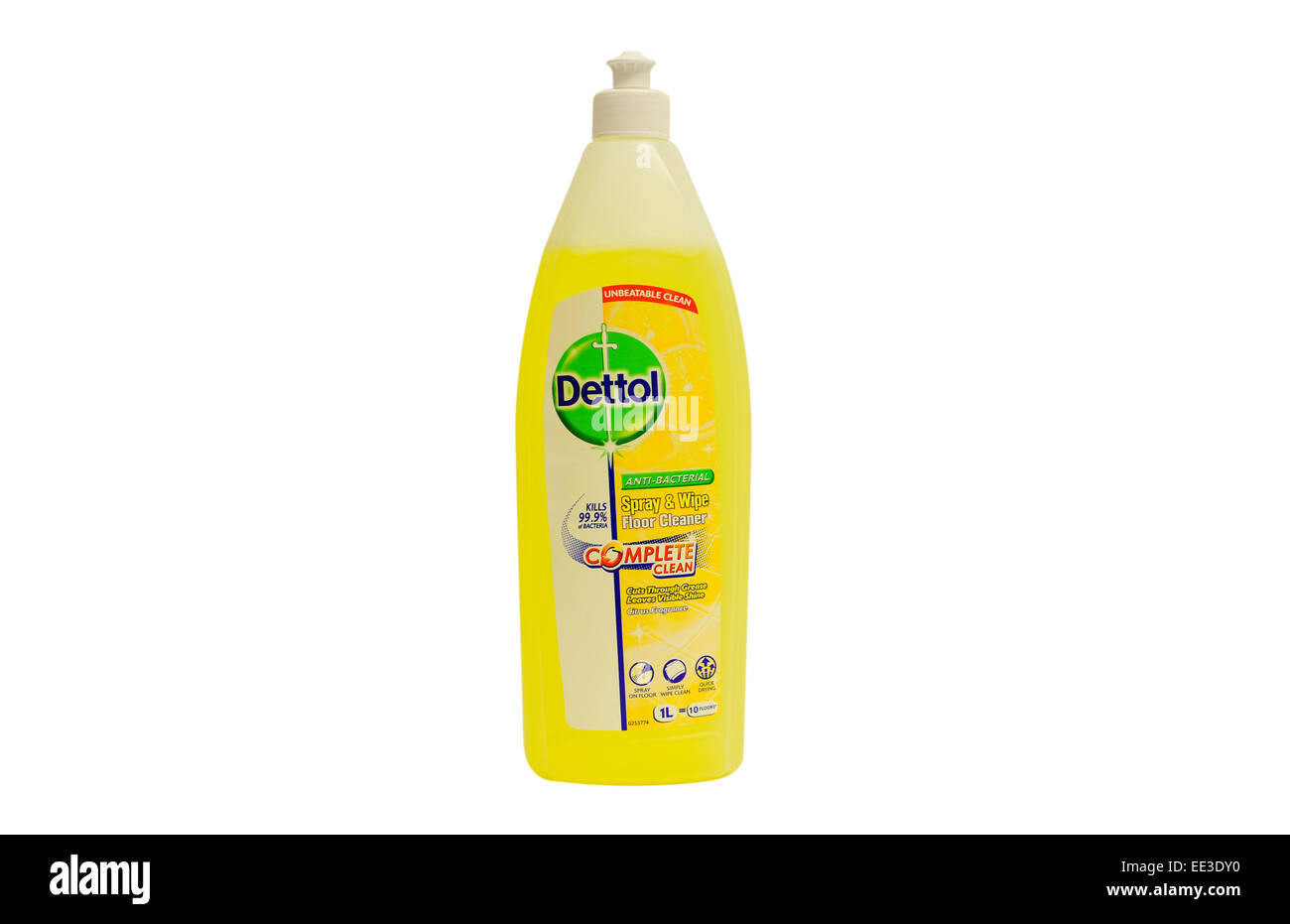 close up of Dettol - Stock Image