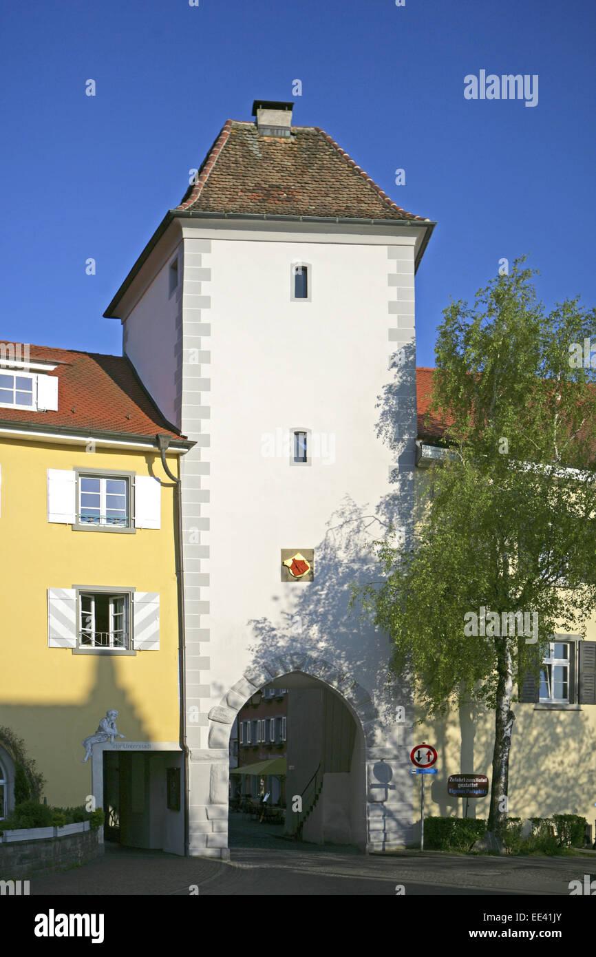 Deutschland, Bodensee, Europa, Oberschwaebische Barockstrasse, Stadt, Sehenswuerdigkeit, Tourismus, Baden-Wuerttemberg, - Stock Image