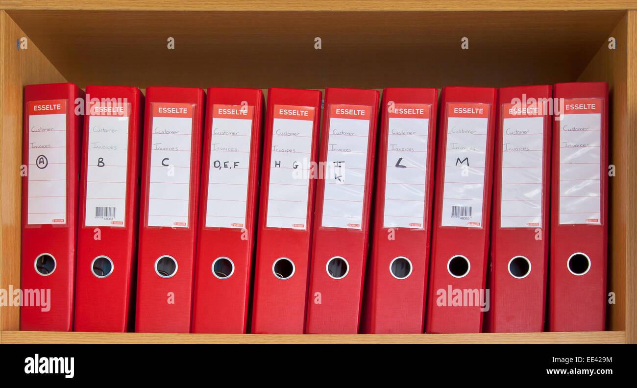 Merveilleux Office Filing System
