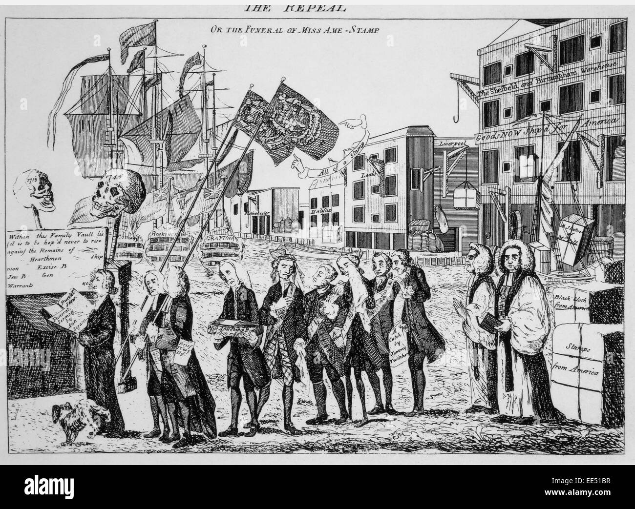 a history of the stamp act in england The stamp act was the most controversial act during the colonial period it created the stamp act congress and became a nightmare for england the history junkie.