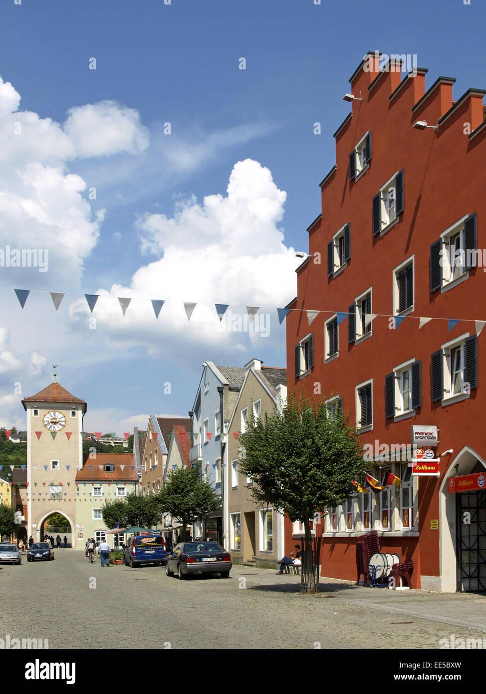 Höchstes Gebäude Bayern