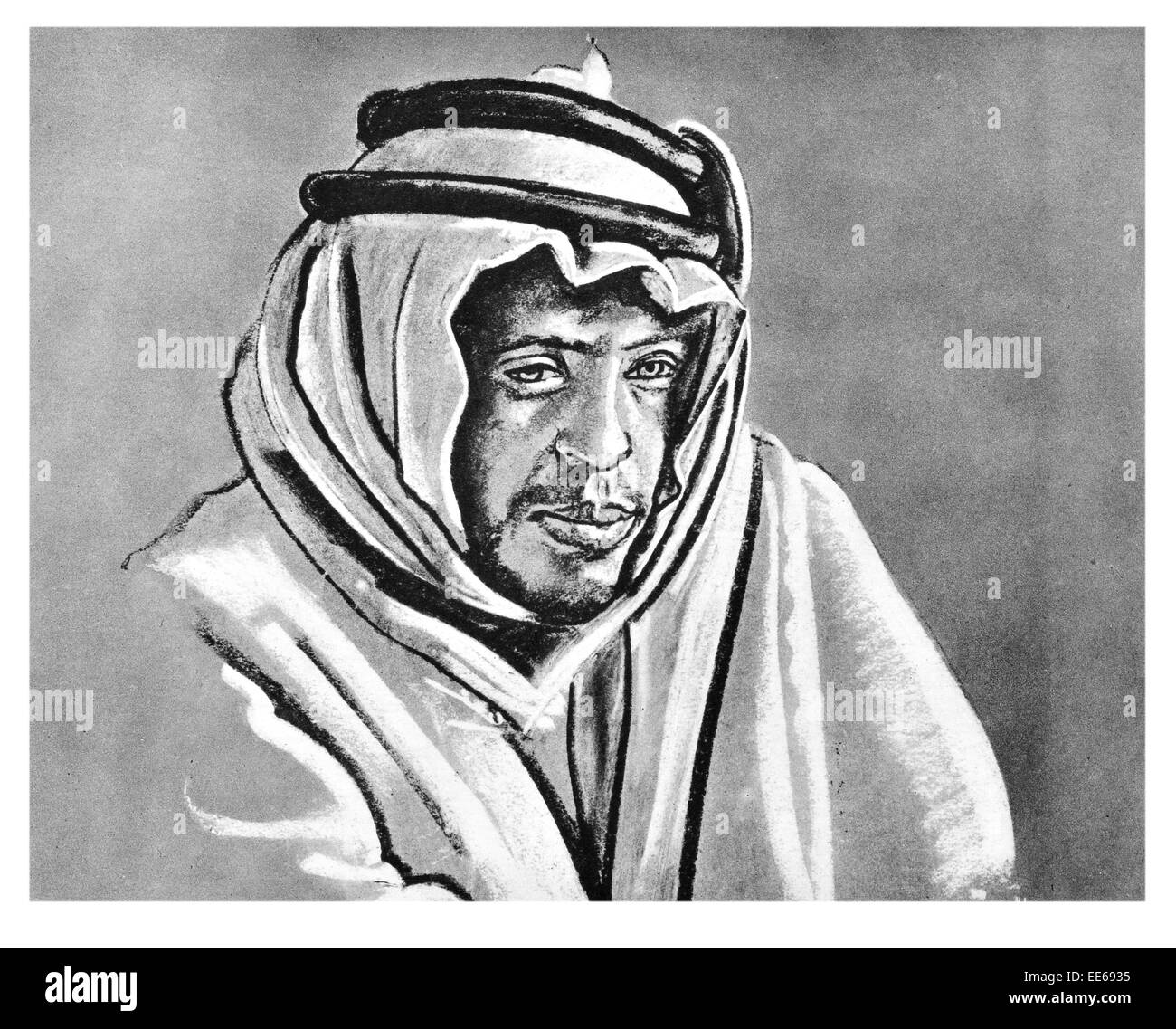 Abdulaziz Ibn Abdul Rahman Faisal Turki Abdullah Muhammad Saud Monarch Saudi Arabia King Prince