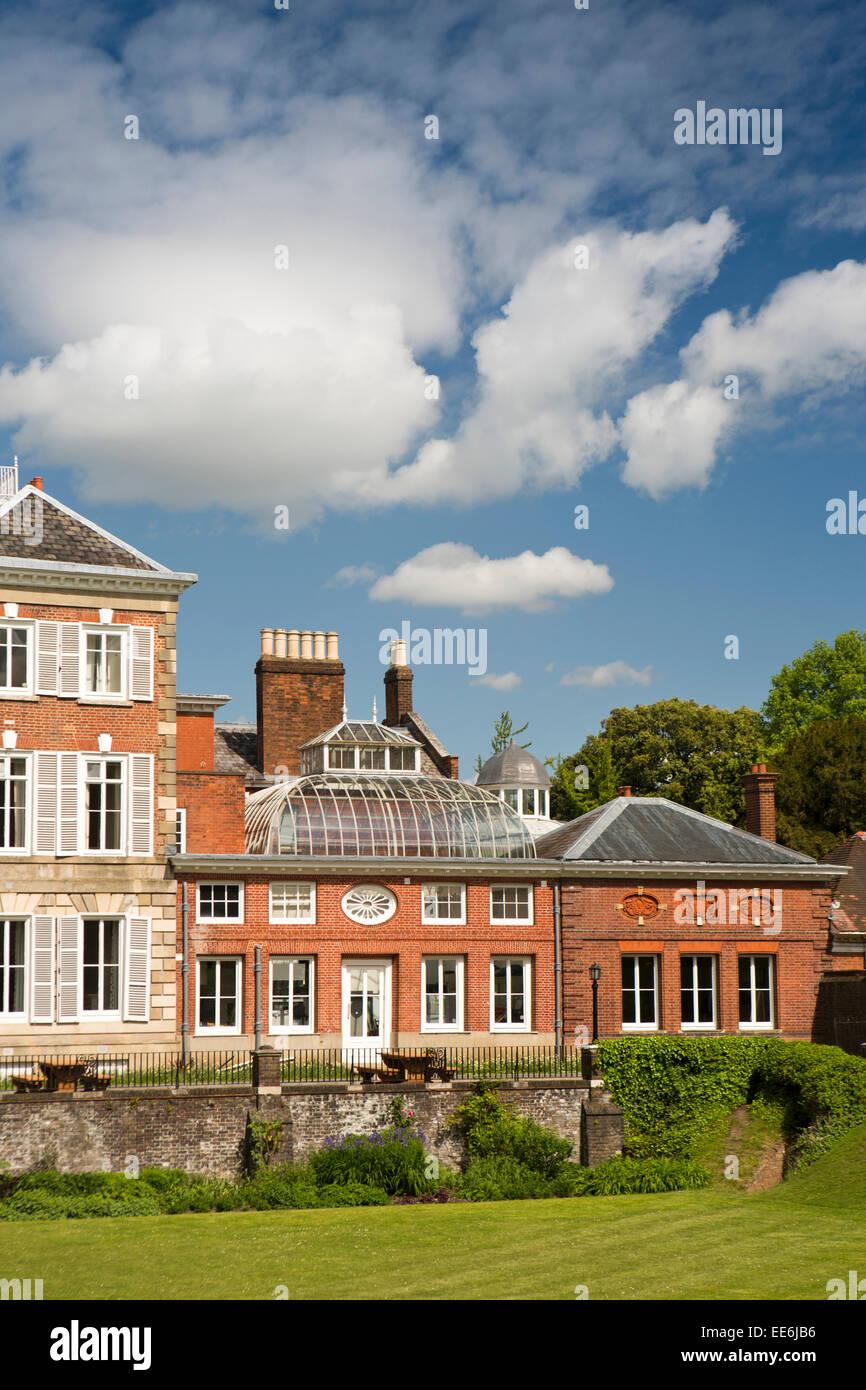 UK, London, Twickenham, York House, Local Authority offices - Stock Image
