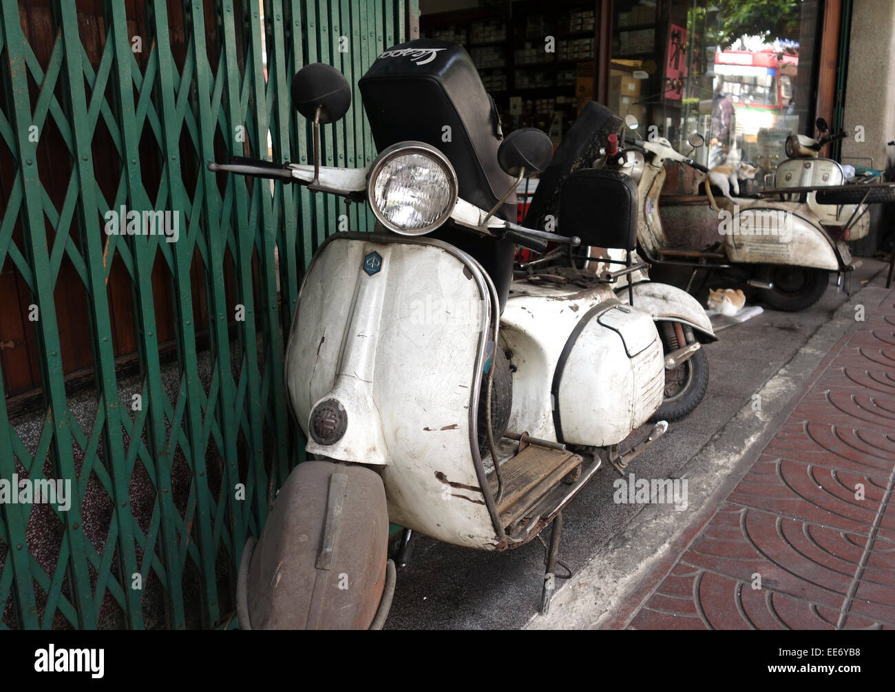 Vespa Collection Stock Photos & Vespa Collection Stock Images - Alamy