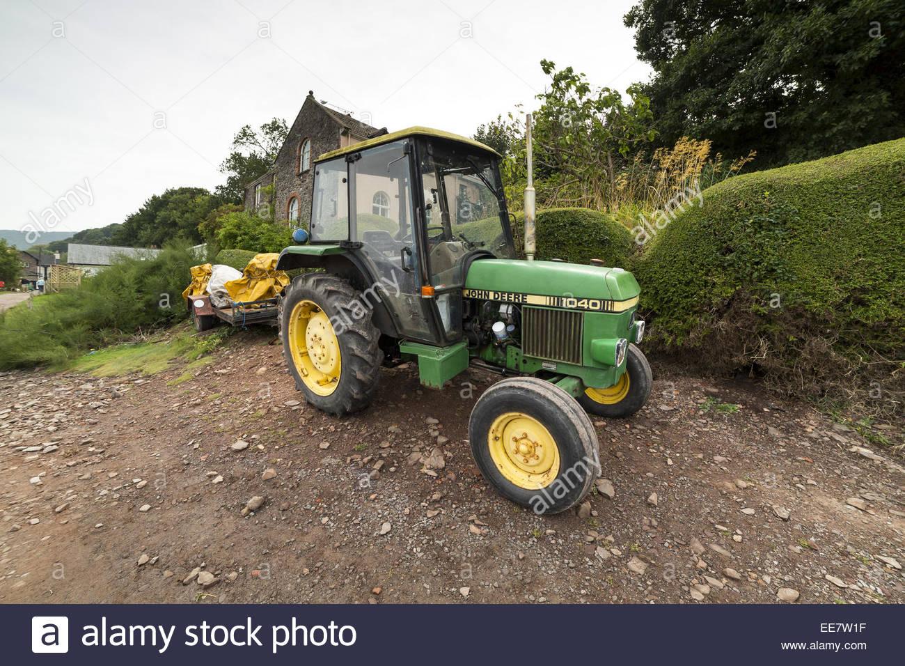 john deere tractor uk stock photos john deere tractor uk. Black Bedroom Furniture Sets. Home Design Ideas