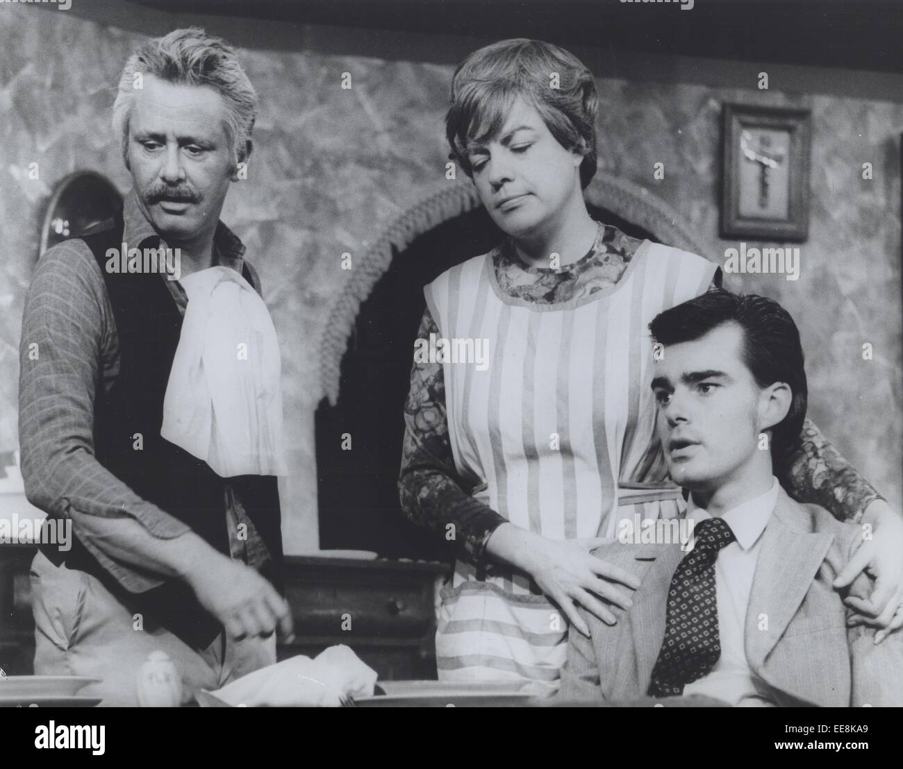 Roger Perry falcon crest
